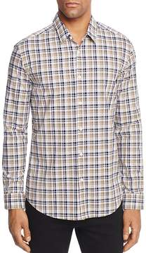 BOSS GREEN Plaid Regular Fit Button-Down Shirt