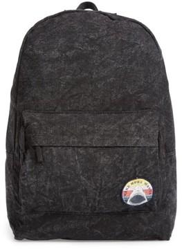 Billabong 'Hand Over Love' Backpack - Black