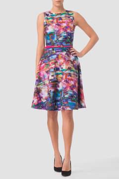 Joseph Ribkoff A Line Dress