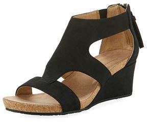 Adrienne Vittadini Tricia Mid-Wedge Platform Sandal