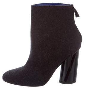 Proenza Schouler Flannel Ankle Boots
