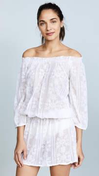 Melissa Odabash Olivia Mini Dress