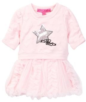 Betsey Johnson Star Dress (Toddler Girls)