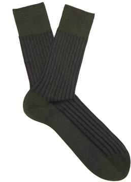Falke Shadow striped socks