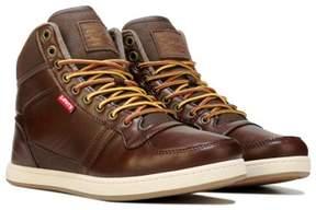 Levi's Men's Stanton Burnish High Top Sneaker
