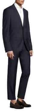 HUGO Arti/Heston Slim-Fit Wool & Silk Suit