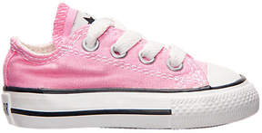 Converse Girls' Toddler Chuck Taylor Ox Casual Shoes