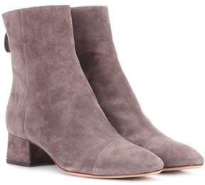 Alexandre Birman Jess soft suede ankle boots
