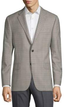 Hickey Freeman Milburn II Plaid Sportcoat
