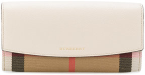 Burberry Porter wallet - NUDE & NEUTRALS - STYLE