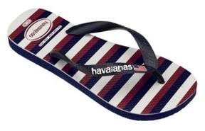Havaianas USA Striped Flip Flops