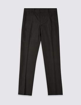 Marks and Spencer Senior Boys' Skinny Leg Trousers