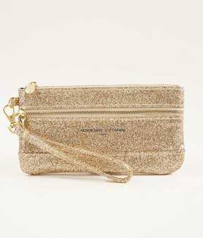 Adrienne Vittadini Glitter Wallet