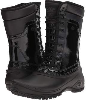 The North Face Shellista II Mid Luxe Women's Lace-up Boots