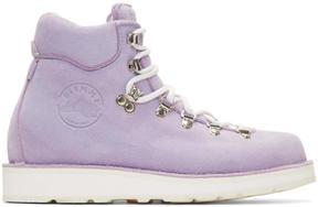 Diemme Purple Suede Roccia Vet Boots