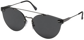 Super Tuttolente Giaguaro Black Fashion Sunglasses