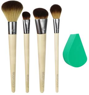 EcoTools Airbrush Complexion Makeup Brush Set