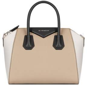 Givenchy Small Antigona Tricolor Sugar Leather Satchel