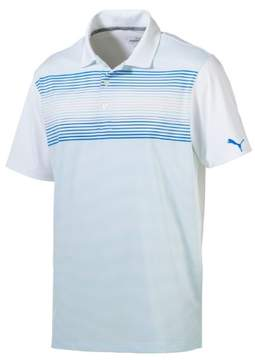 Puma Highlight Stripe Polo Crest-Bright White-French-57393103-Xxl
