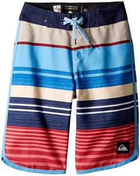 Quiksilver Eye Scallop Boardshorts Boy's Swimwear