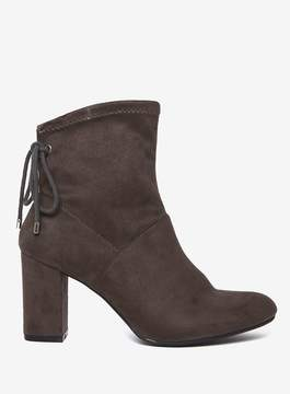 Dorothy Perkins Grey 'Amy' Ankle Boots