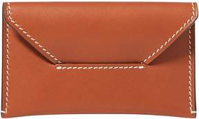 Ralph Lauren Calfskin Envelope Card Case