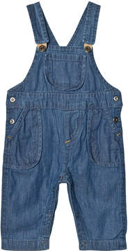 Mini A Ture Noa Noa Miniature Blue Denim Overalls