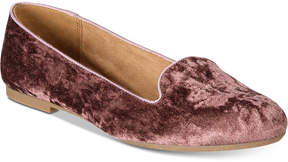 Style&Co. Style & Co Alyson Slip-On Loafer Flats, Created for Macy's Women's Shoes