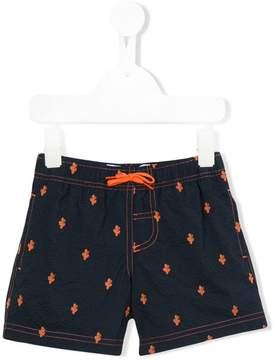 Tartine et Chocolat cactus swim shorts
