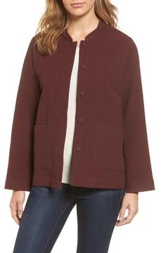 Eileen Fisher Women's Organic Cotton Jacket