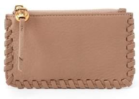 Hobo Byrd Calfskin Leather Wallet