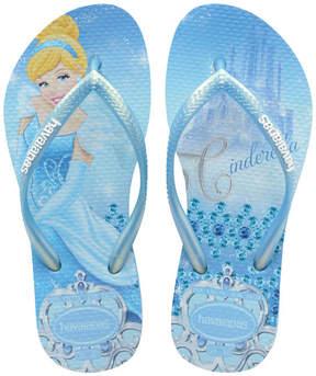Havaianas Slim Twin Cinderella sandals