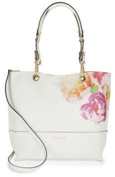Calvin Klein Floral Sonoma Reversible Tote