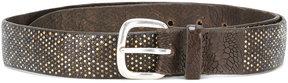 Orciani embellished belt