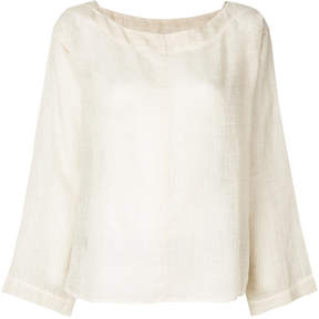Forte Forte bell sleeve top