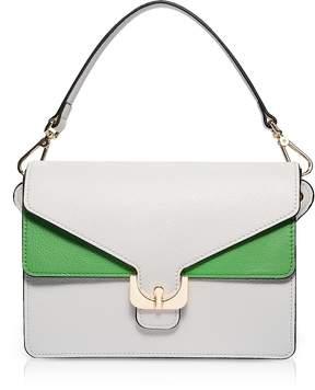 Coccinelle Ambrine Leather Shoulder Bag