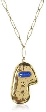 Aurelie Bidermann Women's Gold Metal Necklace.