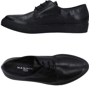 Nannini Lace-up shoes