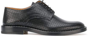 Maison Margiela perforated Derby shoes