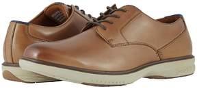 Nunn Bush Marvin Street Plain Toe Oxford with KORE Slip Resistant Walking Comfort Technology Men's Plain Toe Shoes