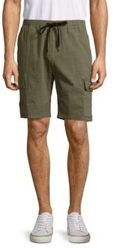 Ezekiel Coleman Six-Pocket Cotton Shorts