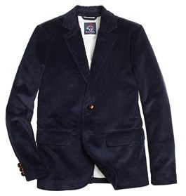 Brooks Brothers Boys Corduroy Sport Coat.