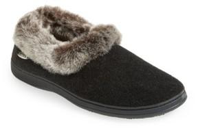Acorn Women's 'Chinchilla Collar' Faux Fur Slipper