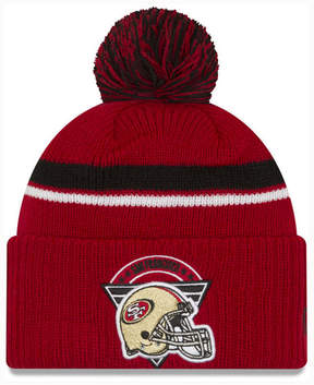 New Era San Francisco 49ers Diamond Stacker Knit Hat