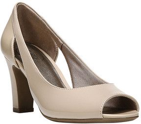 LifeStride Women's Life Stride Connect Open Toe Pump
