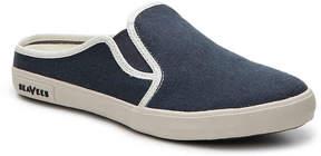 SeaVees Women's Baja Mule Slip-On Sneaker