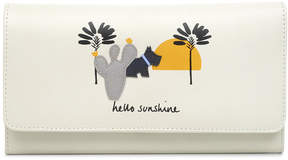 Radley London Hello Sunshine Flapover Wallet