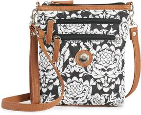 Co Stone & Quilted 3-Bagger Convertible Crossbody Bag