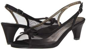 David Tate Prom Women's Sling Back Shoes