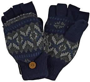 Muk Luks Sweater Vest Flip Glove for Men